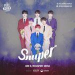 <トレンドブログ>「SNUPER」が今度はロシアに進出!?2年連続「Feel Korea」に招待される♪