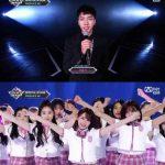 「M COUNTDOWN」で「PRODUCE48」初公開…最初のセンターは宮脇咲良