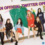 CUBE Entertainmentの新人ガールズグループ (G)I-DLE ((ヨジャ)アイドル)JAPAN OFFCIAL TWITTER 開設