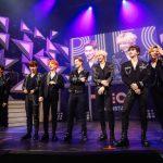 「イベントレポ」MONSTA X、日本デビュー1周年記念日に1位に返り咲き 「僕らのパズルの一番大事なPIECEはファン」