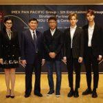 SM、ベトナム企業と戦略的提携へ…締結式にはイ・スマン代表&NCT テヨン&マーク&ジョニーらが出席