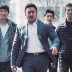 映画『犯罪都市』怪物刑事マ・ドンソクVS狂犬ユン・ゲサン!死闘アクション映像解禁