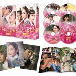 パク・ミニョン、ヨン・ウジン、イ・ドンゴン3大スターによる豪華絢爛仕様!「七日の王妃」DVD-SET1 パッケージ展開写真初公開!