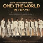 Wanna One World Tour <ONE : THE WORLD> in Tokyo開催決定!!
