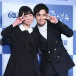「PHOTO@ソウル」EXOスホ(キム・ジュンミョン)、女優キム・ファニら、映画「女子中学生A」製作報告会出席