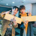 「Wanna One」カン・ダニエル×GRAY、LOCOのコンサートで2ショット