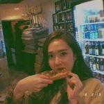 ジェシカ、ニューヨークでの近況公開…ピザを食べる姿が可愛いと話題に