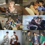 "TEENTOP、ニューアルバム「SEOUL NIGHT」ジャケット撮影現場を公開…""家族のような雰囲気"""