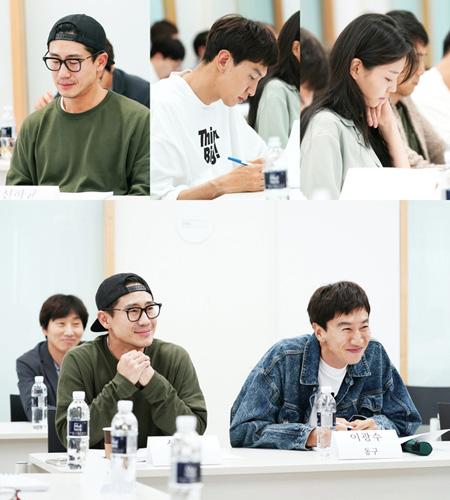 俳優シン・ハギュン&イ・グァンス出演「僕の特級兄弟」、23日クランクイン