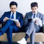 「SUITS」チャン・ドンゴン&パク・ヒョンシク、一緒にいる時がもっと素敵で特別なふたりの男