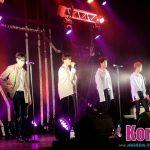"""「取材レポ」KNK""""ヒジュンの誕生日をファンと共にお祝い""""「KNK JAPANファンミーティング/Live 2DAYS GWスペシャル」開催!"""