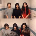 「TWICE」ナヨン&モモ&サナ、アイス・バケツ・チャレンジに参加