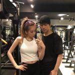 G.O(MBLAQ)&チェ・イェスル、ジムデートを公開「モムチャンになろう」