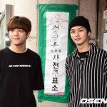 「PHOTO@ソウル」Stray Kids ウジン&リノ、「第7回 全国同時地方選挙」の事前投票に参加