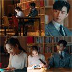 「キム秘書」パク・ソジュン&パク・ミニョン、明かりの消えた図書館でデート…暗闇の中の不自然な感情