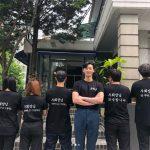 俳優パク・ソジュン、朝からさわやかなビジュアル…'ヨンジュン、こいつ~'