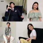 俳優コン・ユ&コン・ヒョジン、広告ビハインドカット公開…様々な感情を表現する