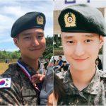 俳優コ・ギョンピョ、軍生活中の近況公開…優秀な成績で新兵訓練終える