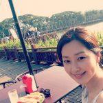 女優笛木優子(ユミン)、SNSに韓国語でも結婚を報告