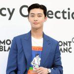 「PHOTO@ソウル」俳優パク・ソジュン、腕時計ブランドのローンチイベントに出席