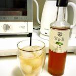 <トレンドブログ>【韓国コスメ】 発酵酢入り美肌コスメ「107」で内からも外からもお酢で綺麗に!