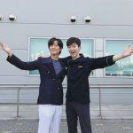 <トレンドブログ>「キム課長」で共演のナムグン・ミンとジュノが久しぶりの再会を果たす!