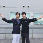 <トレンドブログ>ナムグン・ミン×「2PM」ジュノ、懐かしの2ショット!ブロメンス炸裂