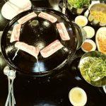 <トレンドブログ>【韓国グルメ】サムギョプサルのチェーン店「エブリ豚(トン)」 上鳳(サンボン)店