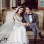 <トレンドブログ>結婚式を控えるミナ&リュ・フィリップ夫婦のウェディンググラビアが公開!