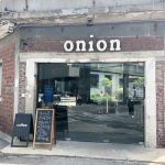 <トレンドブログ>【韓国カフェ】 まるで工場??なヴィンテージ onionカフェ♡