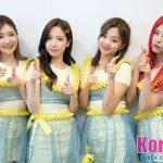 「個別インタビュー」Real Girls Project(R.G.P)ソリ&ユキカ&ジウォン&ハソ、「アイドルマスター.KR」の日本TV初放送にドキドキ!「私たちがどんどん成長していく姿が見どころ」