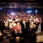 「イベントレポ」South Club初のJAPANツアー最終公演レポート