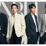 CNBLUE初のジャパン・ベストアルバム発売決定!2018年ジョン・ヨンファの入隊直前にRECされた、新曲「Don't Say Good Bye」を収録!