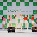 「イベントレポ」MOMOLAND 日本デビューシングル「BBoom BBoom 」リリース記念フリーライブ! ラゾーナ川崎「GREAT!」の大合唱!