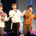 """「取材レポ」MYNAME(チェジン、セヨン、ジュンQ)、""""たくさん韓国に来てね〜!""""韓国の魅力をPR!「2018韓国観光フェスティバル」に登場!"""