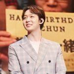 """「速報」ユチョン、""""みなさんから愛や応援が力になります!""""「2018 PARK YUCHUN FANMEETING & MINI CONCERT HALL TOUR '再会' 2nd Story」開催!"""