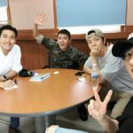 「SUPER JUNIOR」、軍服務中リョウクとの面会ショット公開
