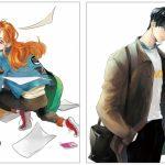 世界11億PV超の人気WEBコミックが日本上陸!!『チーズ・イン・ザ・トラップ1、2』2018年8月22日(水)2冊同時発売