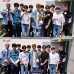 Wanna One、「Light」で「SHOW CHAMPION」2週連続1位..6冠達成