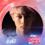 MONSTA X ヒョンウォン、DJ H.ONEとして2年連続ULTRA KOREAに参加…ソロステージを披露