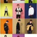 Wanna One、Reebokのアジアモデルに抜擢…多様なキャンペーンを予告
