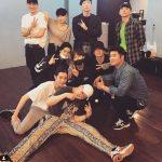 Dynamic DuoのGAEKO、コラボするWanna Oneメンバーとの写真を公開「ダンスがとてもセクシー」