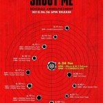 DAY6、6月26日にカムバック決定!3rdミニアルバム「Shoot Me:Youth Part 1」をリリース