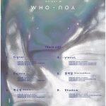NU'EST W、ニューアルバム「WHO, YOU」トラックリスト公開…JR&ベクホが収録曲すべての作詞に参加
