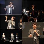 「イベントレポ」INFINITEエル、東京単独ファンミーティングを盛況裡に終了…未公開だった新曲を公開