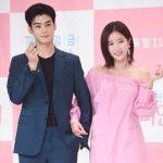 「PHOTO@ソウル」ASTROチャ・ウヌ&イム・スヒャンら、新ドラマ「私のIDは江南美人」の制作発表会に参席