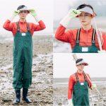 「キム秘書がなぜそうか?」俳優パク・ソジュン、潮干狩りファッションも着こなすセンス