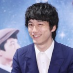 """坂口健太郎、ソウルで映画PR…共演してみたい韓国俳優に""""自身そっくり""""なソ・ガンジュンを指名"""