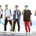 「PHOTO@仁川」ASTRO、PENTAGONら、「M COUNTDOWN in TAIPEI」出演のために韓国出国
