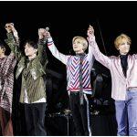 SHINee、日本ライブBDがオリコン週間チャートで1位…自己最高初週売上更新